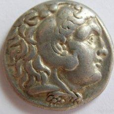Monedas Grecia Antigua: MACEDONIA. ALEJANDRO III. AMPHIPOLIS. TETRADRACMA. 275-272/1 AC.ORIGINAL. Lote 58188679