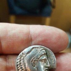 Monedas Grecia Antigua: TETRADRACMA DE PLATA DE ALEJANDRO MAGNO III DE MACEDONIA (336-323 A.C.) CECA: AMPHIPOLIS CASCO. Lote 61743256