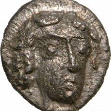 Monedas Grecia Antigua: 4210-RARO Y BONITO TERTARTEMORION GRIEGO EN PLATA DE IONIA, KOLOPHON .-490-400 AC.-EXCELENTE. Lote 72929447