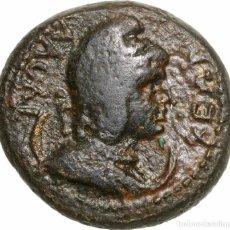 Monedas Grecia Antigua: 3915--GRECIA--INTERESANTE MONEDA EN BRONCE DE LAODIKEA EN PHRYGIA--14-37 DC. Lote 95950315