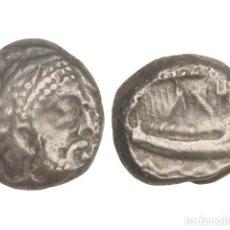 Monedas Grecia Antigua: MONEDAS GRIEGAS, ESTÁTERA., 360-332 A.C., ARADOS. FEMINIA.. Lote 102912554