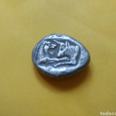Monedas Grecia Antigua: GRECIA ANTIGUA EXCELENTE ESTATERA DE KROISOS REY DE LIDIA 561-546 AC CROISOS CRESO. Lote 103256740