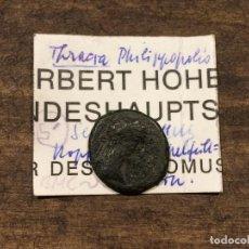 Monedas Grecia Antigua: MONEDA GRIEGA DE TRACIA PHILIPOPOLIS . Lote 103347815