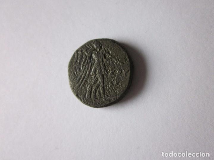 Monedas Grecia Antigua: Bronce de Amisos. Ponto. Mitrídates VI. - Foto 2 - 105733827
