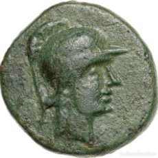 Monedas Grecia Antigua: 3411-GRECIA CLASICA-INTERESANTE BRONCE DE LA CIUDAD DE METROPOLIS EN IONIA-SIGLO 1º BC. Lote 107031543