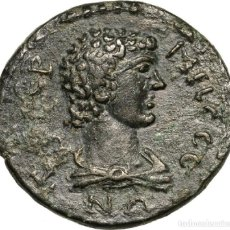 Monedas Grecia Antigua: 3583-GRECIA CLASICA-INTERESANTE BRONCE DE LA CIUDAD DE TERMESSOS EN PISIDIA-SIGLOS 2º-3º AC. Lote 107038479