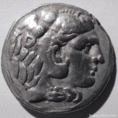 Monedas Grecia Antigua: TETRADACMA DE ALEJANDRO MAGNO. Lote 107140579