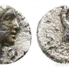 Monedas Grecia Antigua: GRECIA! HEMIOBOL DE PLATA! CARIA KASOLABA 0,41 G / 7 MM MBC. Lote 109213251