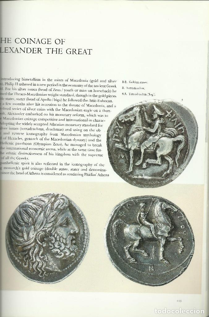 Monedas Grecia Antigua: Monedas Griegas, Coins and Numismatics,Athenas 1996 - Foto 3 - 113970891