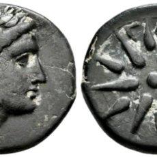 Monedas Grecia Antigua: GRECIA (ANTIGUA) - ASIA MENOR ,MYSIA GAMBRION,BRONCE 350-350 A.C.. Lote 140388822
