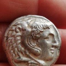 Monedas Grecia Antigua: TETRADRACMA DE ALEJANDRO MAGNO. Lote 143342410
