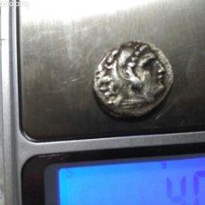 Monedas Grecia Antigua: GRECIA ANTIGUA DRACMA ALEJANDRO MAGNO 336-323 AC. Lote 145622196