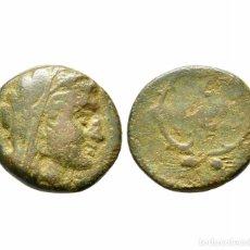 Monedas Grecia Antigua: RARA MONEDA ROMANA GRIEGA BIZANTINA REF 75:6. Lote 146154553