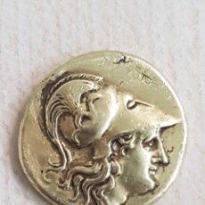 Monedas Grecia Antigua: MONEDA ANTIGUA DE ORO. Lote 147306378
