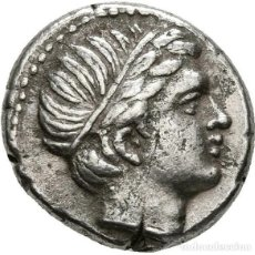 Monedas Grecia Antigua: REINO DE MACEDONIA. FILIPO II. 1/5 TETRADRACMA. ANPHIPOLIS. Lote 159722158