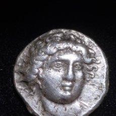 Monedas Grecia Antigua: TETRADRACMA DE AMPHIPOLIS GRECIA 410-357 BC PLATA *REPLICA*. Lote 166291762