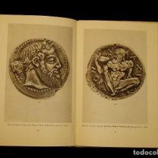 Monedas Grecia Antigua: MONEDAS GRIEGAS DE COLECCIÓN - LIBRO -. Lote 170570528