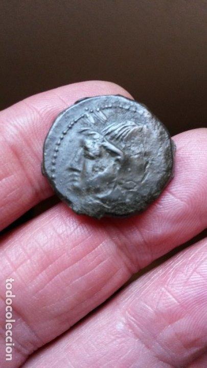 CHIRRAPA (Numismática - Periodo Antiguo - Grecia Antigua)