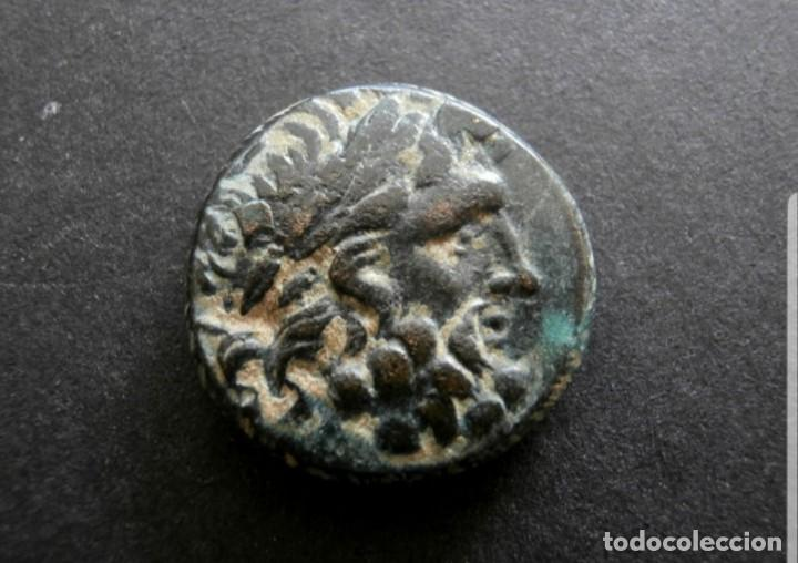 Monedas Grecia Antigua: Grecia Antigua, AE18, Phyria, Apemeia, MBC - Foto 3 - 183678895