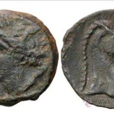 Monedas Grecia Antigua: MUY BONITO Y ESCASO SHEKEL O CALCO DE ZEUGITANIA - CARTAGO 300-264 AC. Lote 187147092