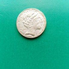 Monedas Grecia Antigua: BONITA DRACMA DE PLATA. SIGLO IV ANTES DE CRISTO. SPAIN SILVER COIN. Lote 194060327