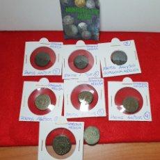 Monedas Grecia Antigua: LOTE DE 8 PONTOS AMISOS. GORDONA MEDUSA. Lote 194694875