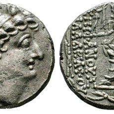 Monedas Grecia Antigua: REYES SELEUKIDAS. PHILIPPOS I. PHILADELPHOS (95-83 A. C.). TETRADRACHM,PESO:15,64GR .24,15MM. Lote 194904630