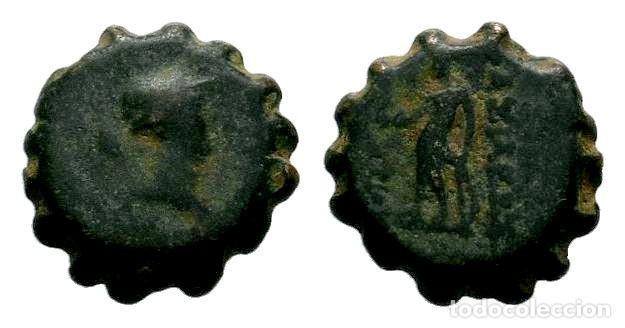 SELEUCIA PIERIA. SELEUKEIA PIERIA. AE (I SIGLO A. C.). 3,10 GR - 12,15 MM. MBC (Numismática - Periodo Antiguo - Grecia Antigua)