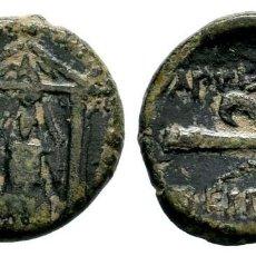 Monedas Grecia Antigua: PAMFILIA. PAMPHYLIA. PERGE. AE (III SIGLO A. C.). AE. 3,69 GR - 16,75 MM. EBC-. Lote 197978285