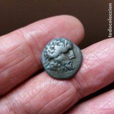 Monedas Grecia Antigua: CHIRRAPA GRIEGA. Lote 203152233