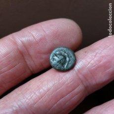 Monedas Grecia Antigua: CHIRRAPA GRIEGA. Lote 203152361