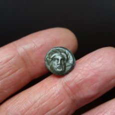 Monedas Grecia Antigua: CHIRRAPA GRIEGA. Lote 203244603