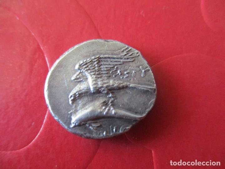 Monedas Grecia Antigua: Dracma de paflagonia. Sinope. 322/120 ac. #SG - Foto 2 - 204415098
