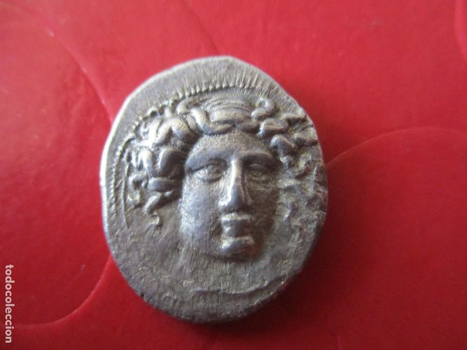 DRACMA DE LARISA. THESSALIA ILLYRIA. 361/53 AC. #SG (Numismática - Periodo Antiguo - Grecia Antigua)