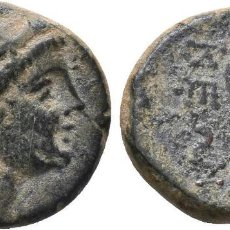 Moedas Grécia Antiga: FRIGIA PHRYGIA. LAODICEA LAODIKEIA. AE (I SIGLO AC). 5.95 GR 18 MM MBC+. Lote 209187611