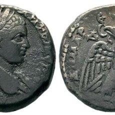 Monedas Grecia Antigua: ELAGABALUS (218-222 AD). AR TETRADRACHM 13,30 GR. Lote 210444993