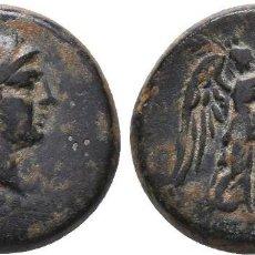 Monete Grecia Antica: MISIA. MYSIA, PERGAMO, 133-27 A.C. Æ 8.09 GR 19 MM MBC+. Lote 213923241