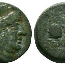Monedas Grecia Antigua: CILICIA. SOLOI. I SIGLO AC. AE 3.66 GR 20 MM MBC. Lote 213923328