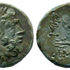 Monedas Grecia Antigua: PONTOS. AMISOS. AE (120-63 AC). 6,62 GR 20,00 MM MBC+. Lote 214247897