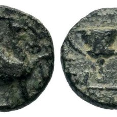 Monedas Grecia Antigua: GRIFO. AE (200-100 A.C.) 1,47 GR 12,25 MM MBC. Lote 214255712