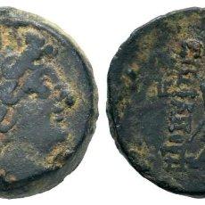 Monedas Grecia Antigua: SELEUCIDA PIERIA. AE (I SIGLO A.C). 6,27 GR 18,40MM MBC+. Lote 214256182