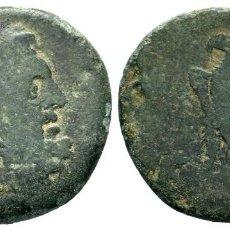 Monedas Grecia Antigua: DINASTÍA PTOLEMAICA. PTOLOMEO IV. 221-205 AC. AE 12,28 GR 27MM MBC-. Lote 214260595