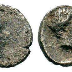 Monedas Grecia Antigua: TROAS 361/0-334 AC. AR OBOL 0,44 GR 8,00 MM MBC- PLATA. Lote 214263916