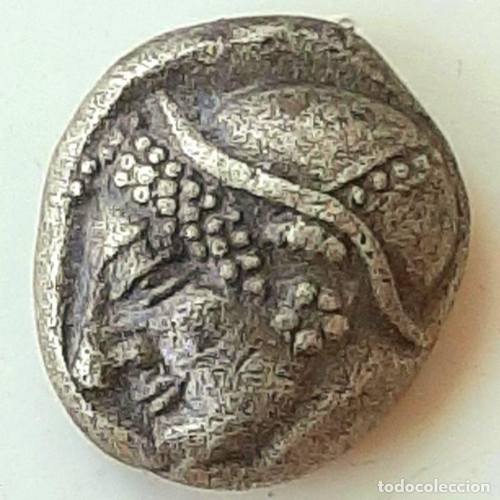 DIÓBOLO IONIA PHOKAIA CIRCA 521-478 A.C. (Numismática - Periodo Antiguo - Grecia Antigua)