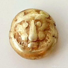 Monedas Grecia Antigua: 1/24 ESTÁTERA-STATER (1/4 HEKTE, 1/2 HEMIHEKTE, MYSHEMIHEKTE) ELECTRO MILETO CIRCA 600-550 A.C.. Lote 214564142