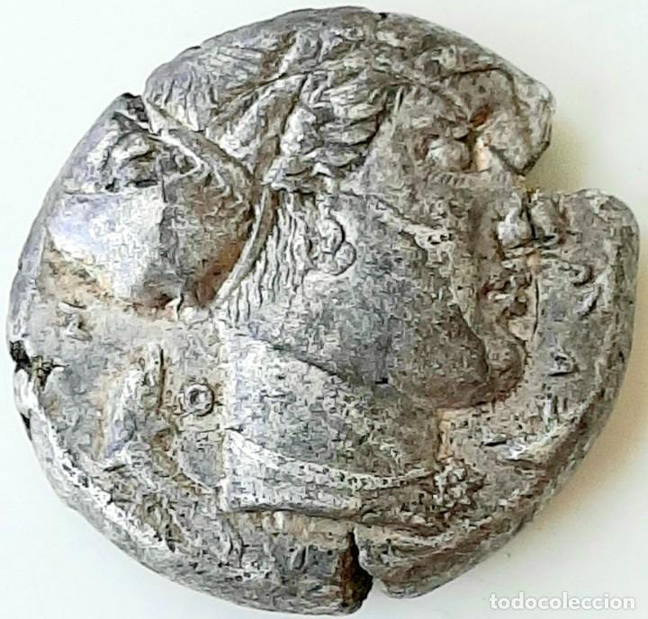 Monedas Grecia Antigua: Tetradracma Siracusa circa 420-415 a.c. - Foto 4 - 214468786