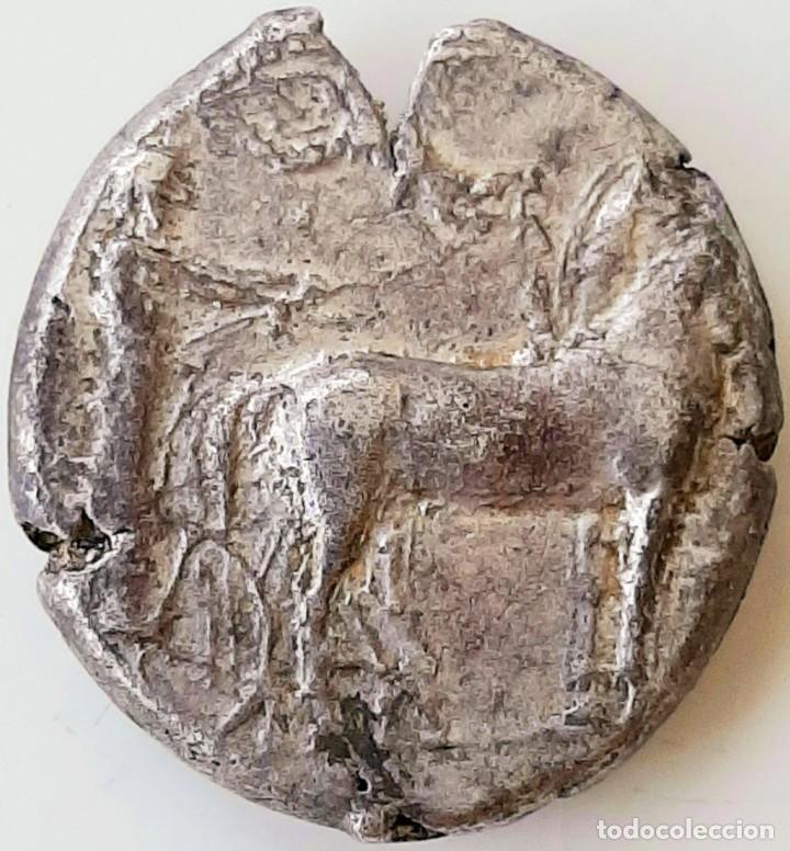 Monedas Grecia Antigua: Tetradracma Siracusa circa 420-415 a.c. - Foto 5 - 214468786