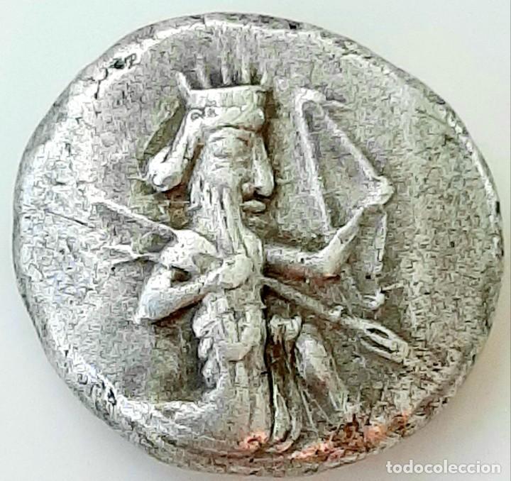 Monedas Grecia Antigua: Siclo Dario I-Jerjés Ii circa 485-420 a.c. - Foto 4 - 214555303