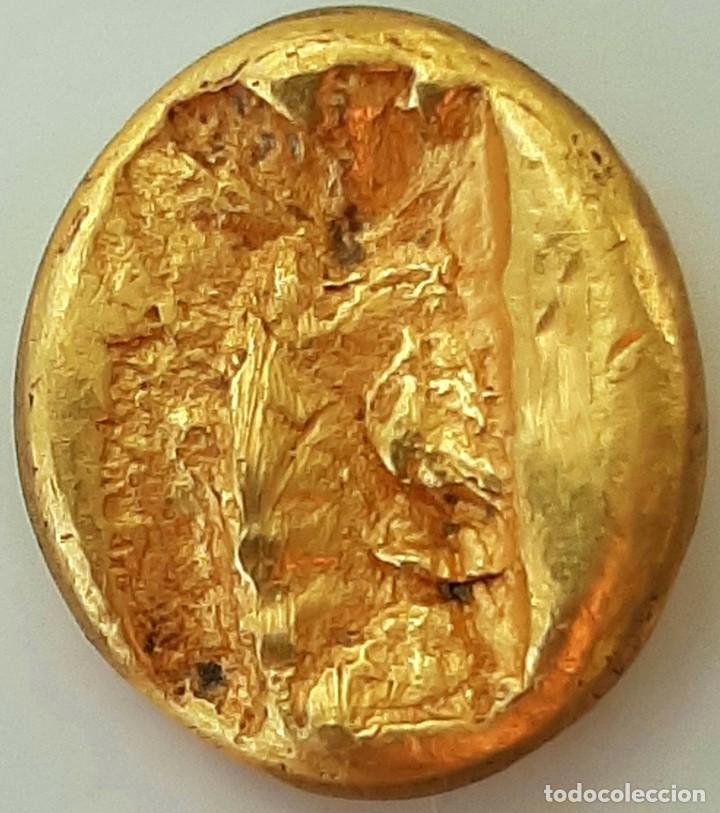 Monedas Grecia Antigua: Darico Oro Sardes circa IV siglo a.c. - Foto 5 - 214626677