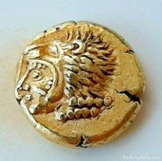 """Monedas Grecia Antigua: 1/6 ESTÁTERA-STATER (HEKTE) ELECTRO ERYTHRAI CIRCA 550-500 A.C. HERACLES CON """"VELLOCINO"""". Lote 214933032"""